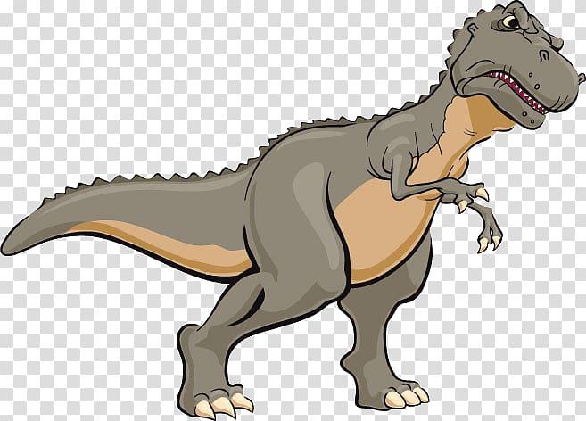 Tyrannosaurus Velociraptor Saurolophus Ducky Chomper, Land