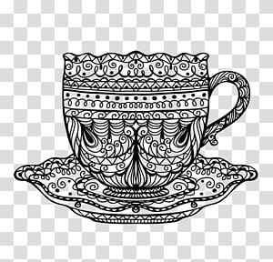 Tea party Teacup Teapot Coffee, tea PNG