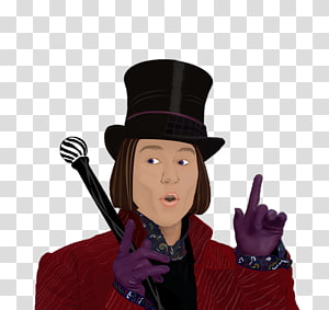 The Willy Wonka Candy Company Charlie and the Chocolate Factory Oompa Loompa, Wonka PNG