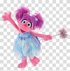 Abby Cadabby of Muppets, Sesame Street Abby Ladabby Magic PNG