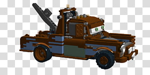 Mater Lightning McQueen Cars 2 Ramone, car PNG clipart