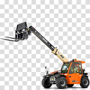 Machine Telescopic handler Forklift JLG Industries Încărcător, Silo PNG