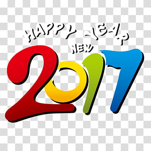 Police ielle Typeface , Happy New Year 2017 PNG clipart