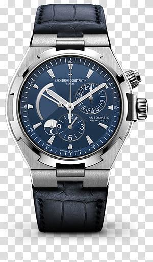 Vacheron Constantin Chronograph Watch strap Automatic watch, watch PNG