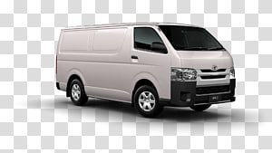 Toyota HiAce Van Toyota Hilux Pickup truck, Van PNG