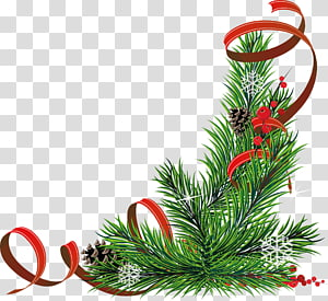 Christmas tree Garland Christmas decoration , christmas PNG