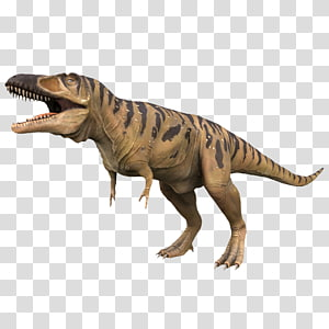 striped 3d dinosaurs PNG clipart