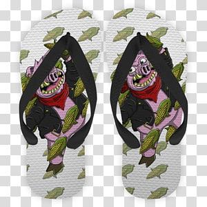 Flip-flops Shoe, milho PNG clipart