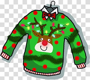 Christmas jumper Sweater , christmas PNG