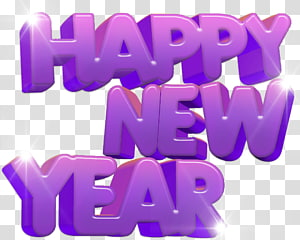 New Years Day , Happy New Year HD PNG clipart