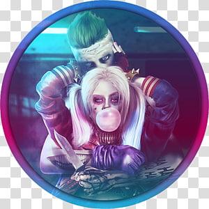 Harley Quinn Joker Poison Ivy Deadshot, harley quinn PNG