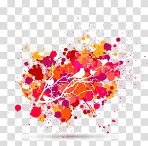 Watercolor painting Art Inkstick, watercolor ink jet material PNG clipart