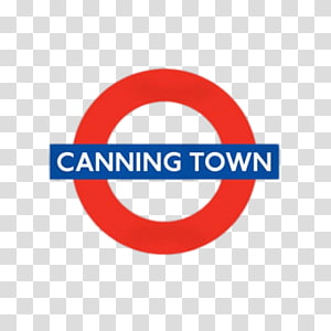 Canning Town Station signage, Canning Town PNG