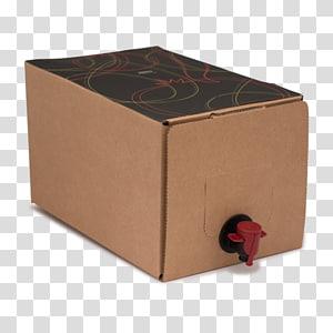 Carton cardboard, design PNG