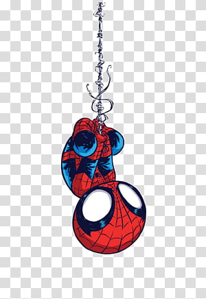 Marvel Spider-Man illustration, Spider-Man Mary Jane Watson Deadpool Spider-Verse Gwen Stacy, spider man chibi PNG clipart