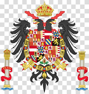 Spain Coat of arms of Charles V, Holy Roman Emperor Duchy of Burgundy House of Habsburg, others PNG