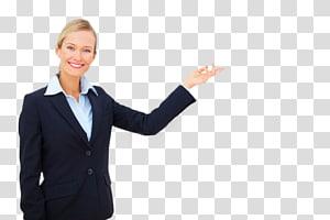 woman wearing black blazer, 21st century Leadership Business Organization Management, business woman PNG
