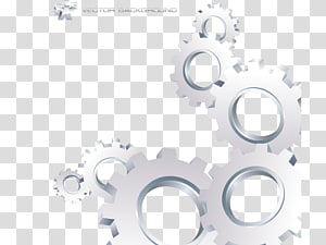 Gear Euclidean Wheel, metal gear PNG