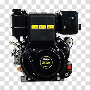 Diesel engine Single-cylinder engine Loncin Holdings Starter, rc motors PNG clipart