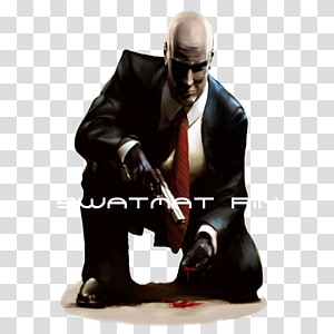 Hitman 2: Silent Assassin Hitman: Codename 47 Agent 47 Hitman: Contracts, Hitman PNG clipart