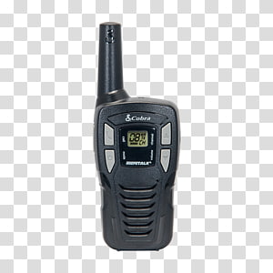 Two-way radio Walkie-talkie Family Radio Service General Mobile Radio Service Mobile Phones, walkie talkie PNG clipart