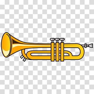 Trumpet Brass Instruments Emoji Text messaging Trombone, trumpet and saxophone PNG