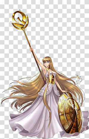 Athena Pegasus Seiya Saint Seiya: Knights of the Zodiac Anime Saint Seiya: Next Dimension, Goddess PNG