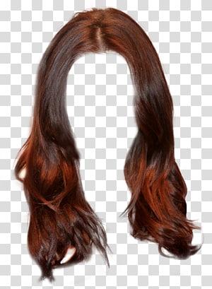 Hairstyle Brown hair , short hair PNG clipart