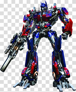 blue and red robot toy, Transformers: The Game Transformers Autobots Optimus Prime Bumblebee Barricade, Optimus Prime PNG clipart