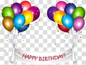 Birthday cake Banner Happy Birthday to You , Birthday PNG clipart