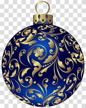 Christmas ornament New Year's Day, christmas PNG