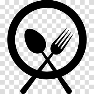 Computer Icons Fork Cutlery Plate, restaurant tableware PNG clipart