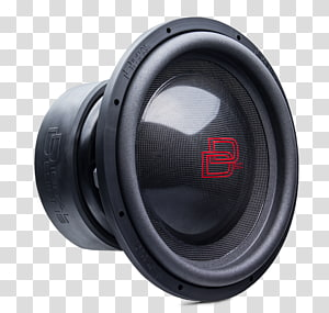 Subwoofer Car Camera lens Loudspeaker, car PNG clipart