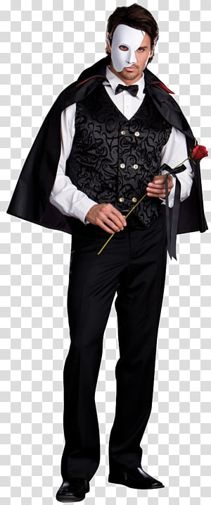 Masquerade ball Costume party Clothing Fashion, man PNG