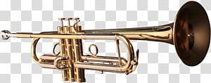 Trumpet Saxophone Trombone, trumpet and saxophone PNG