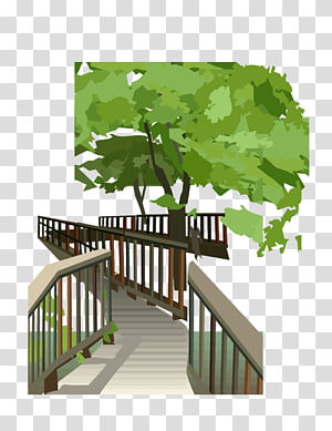 Tree Euclidean , Bent road PNG clipart