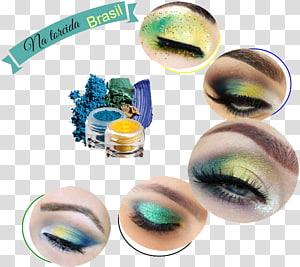 Eye Shadow Eyebrow Eyelash, Eye PNG clipart
