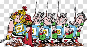 Asterix & Obelix XXL Asterix the Gaul Asterix and the Golden Sickle Asterix and the Roman Agent, romaine PNG