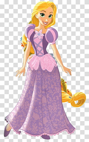 Disney Repunzel illustration, Rapunzel Belle Princess Aurora Ariel Disney Princess, disney PNG clipart