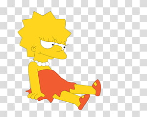 Lisa Simpson Bart Simpson Homer Simpson Marge Simpson The Simpsons: Tapped Out, Bart Simpson PNG clipart
