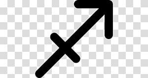 Sagittarius Astrological sign Astrological symbols Zodiac Astrology, sagittarius PNG clipart