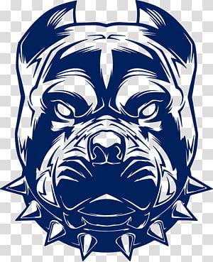 American Pit Bull Terrier T-shirt Drawing, T-shirt PNG