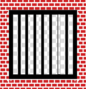 Prison cell , Of Jail Bars PNG
