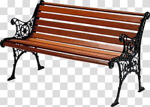 Table Chair Bench , park PNG