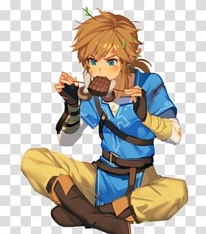 The Legend of Zelda: Breath of the Wild Zelda II: The Adventure of Link Princess Zelda, others PNG