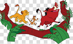 Simba The Lion King Mufasa , the lion king PNG