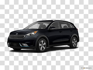 2018 Kia Niro LX SUV 2018 Kia Niro Touring SUV Car Kia Motors, Plugin Hybrid PNG clipart