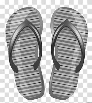 Slipper Flip-flops Sandal Portable Network Graphics, sandal PNG clipart