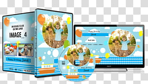 Graphic design DVD Graphics Adobe shop, Wedding Dvd Psd Template PNG clipart
