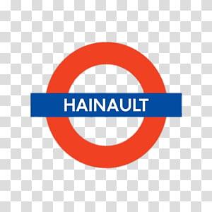 Hainault logo, Hainault PNG